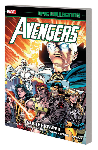 Avengers: Fear the Reaper (Epic Collection)