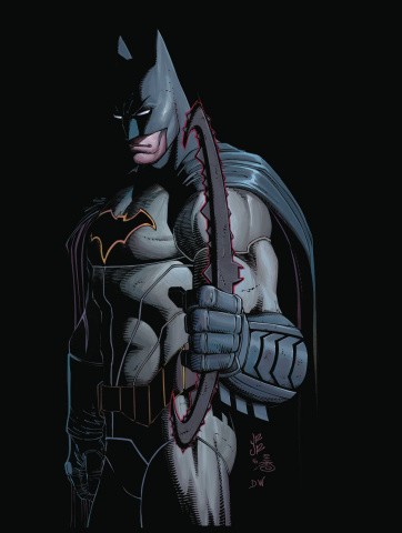 All-Star Batman Vol. 1: My Own Worst Enemy