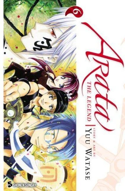 Arata: The Legend Vol. 6