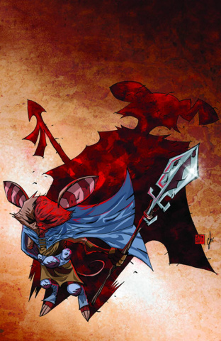 Mice Templar: The Legend #3 (Santos & Free Cover)