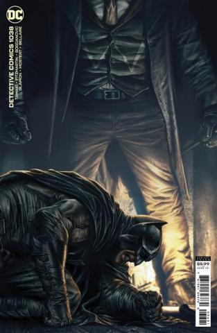 Detective Comics #1038 (Lee Bermejo Card Stock Cover)
