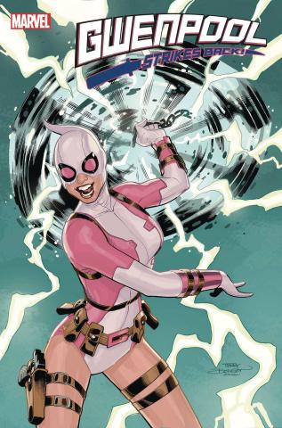 Gwenpool Strikes Back! #4