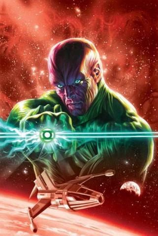 Flashpoint: Abin Sur, The Green Lantern #1 (2nd Printing)