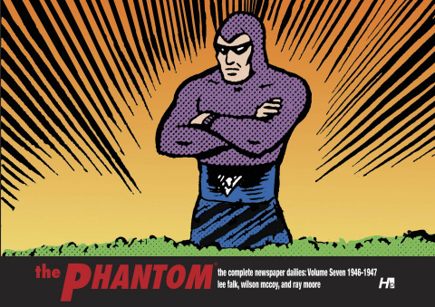 The Phantom: The Complete Newspaper Dailies Vol 7: 1946-1947