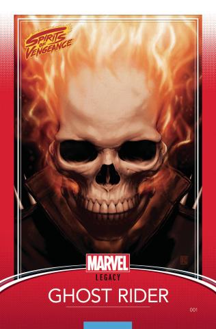 Spirits of Vengeance #1 (Christopher Trading Card Cover)