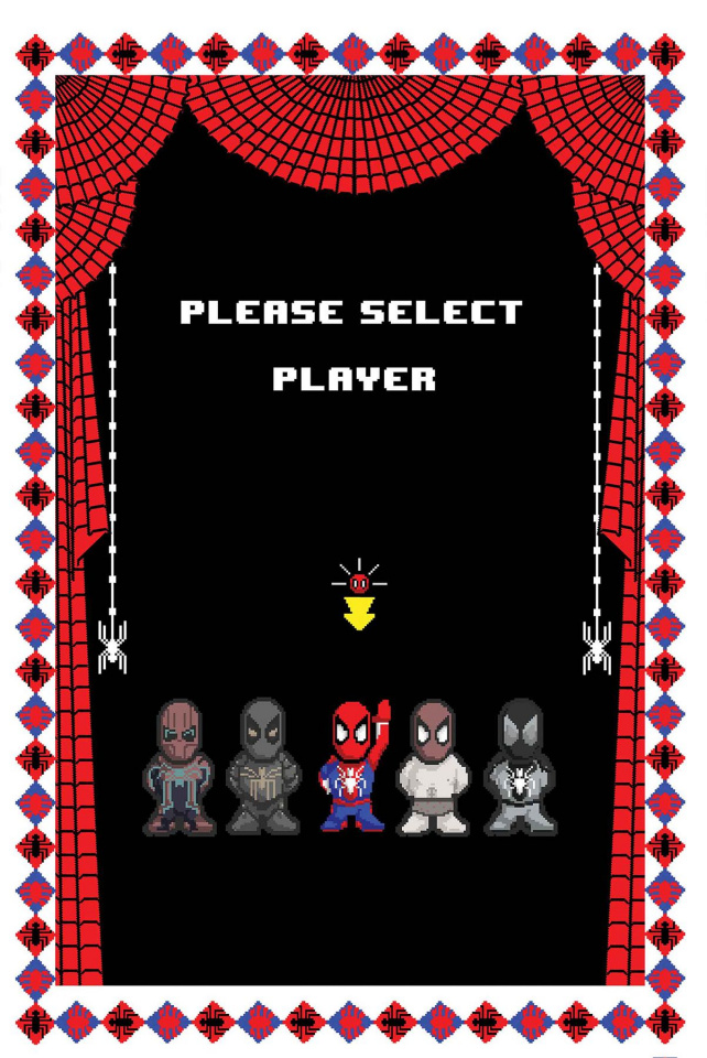 Spider-Man: City at War #5 (Waite 8-Bit Cover)