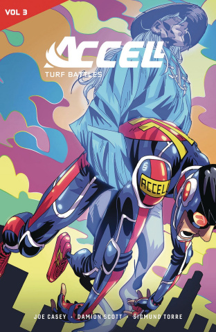 Catalyst Prime: Accell Vol. 3: Turf Battles