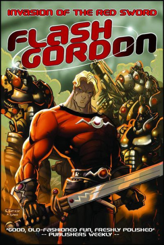 Flash Gordon: Invasion of the Red Sword