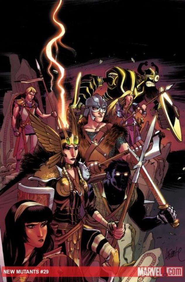 New Mutants #29