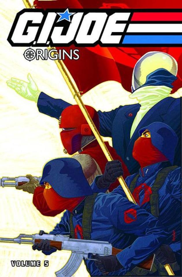 G.I. Joe: Origins Vol. 5