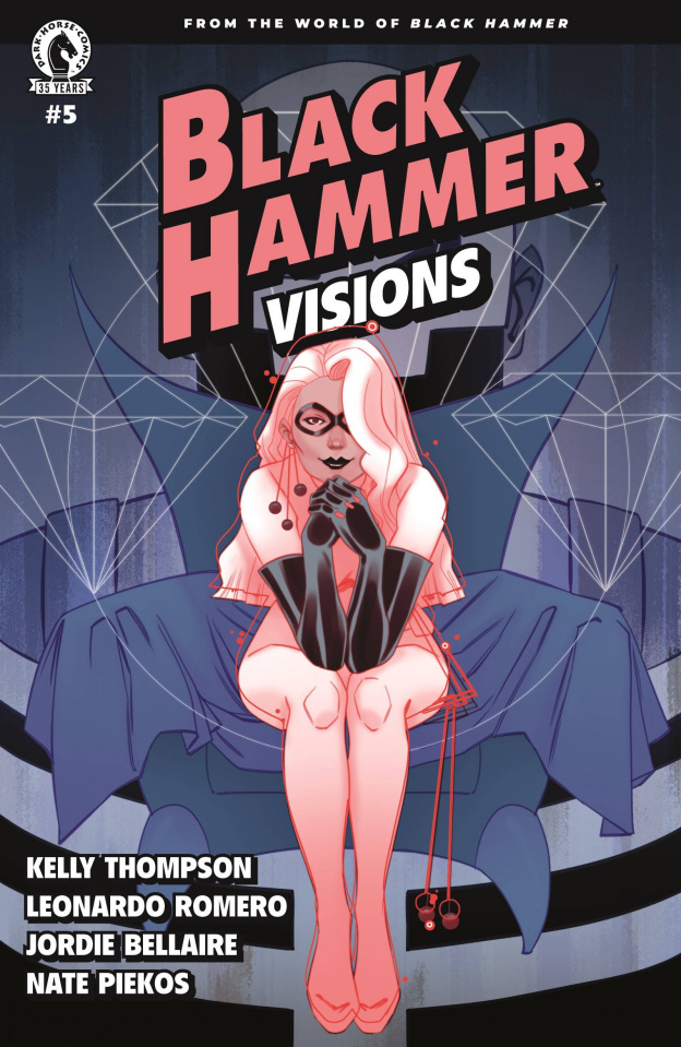 Black Hammer: Visions #5 (Sauvage Cover)