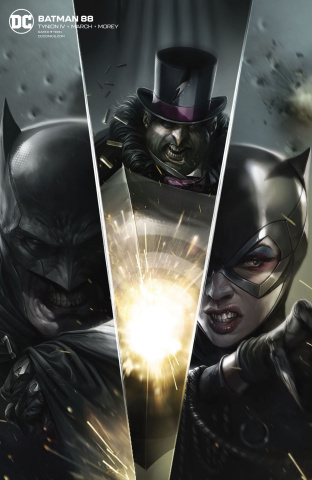Batman #88 (Card Stock Francesco Mattina Cover)