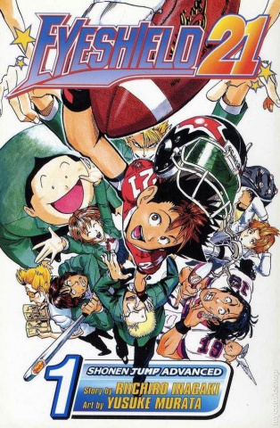 Eyeshield 21 Vol. 1