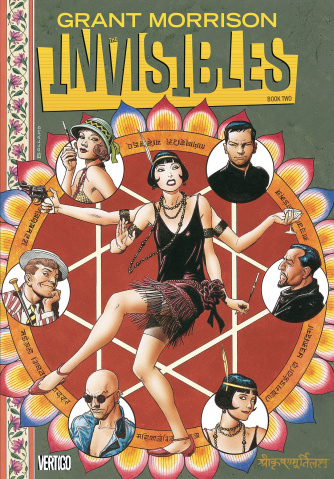 The Invisibles Book 2