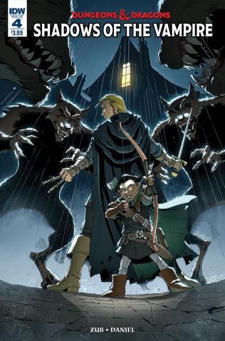 Dungeons & Dragons #4