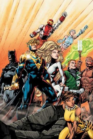 Justice League International #6