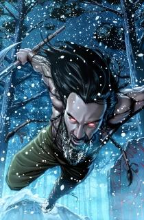 Grimm Fairy Tales: Hellchild #3 (Eric J Cover)