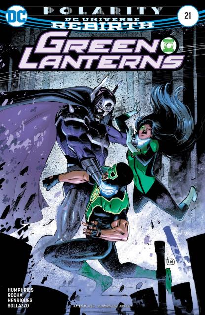 Green Lanterns #21