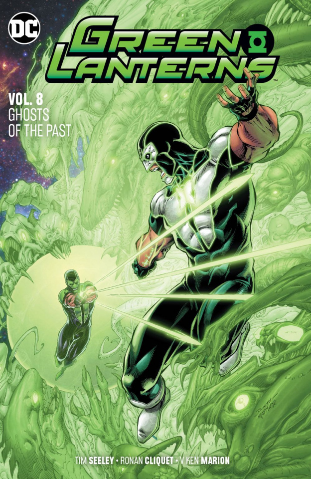 Green Lanterns Vol. 8: Ghosts of the Past