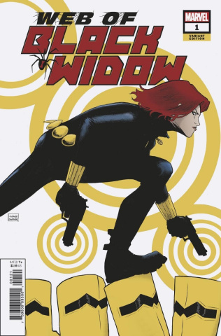 Web of Black Widow #1 (Garbett Cover)