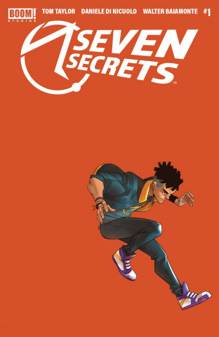 Seven Secrets #1 (5th Printing)