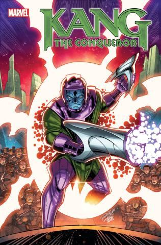 Kang the Conqueror #3 (Ron Lim Cover)