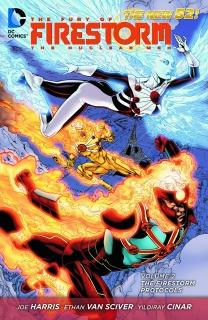 The Fury of Firestorm: The Nuclear Men Vol. 2: The Firestorm Protocols