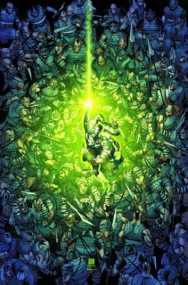 Green Lantern Corps #27