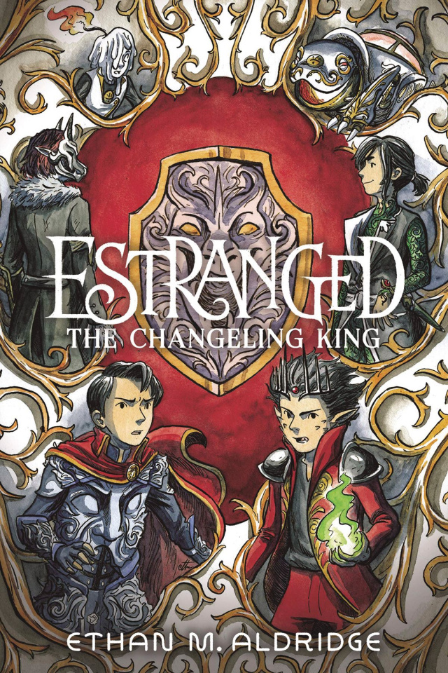 Estranged Vol. 2: The Changeling King
