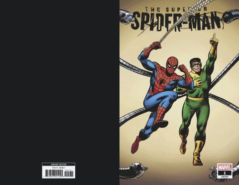 The Superior Spider-Man #1 (Buscema Hidden Gem Cover)