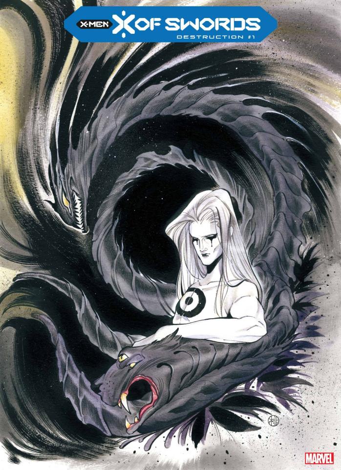 X of Swords: Destruction #1 (Momoko Cover)