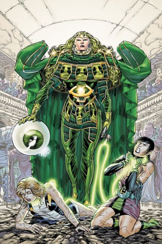 The Legion of Super Heroes Annual #1
