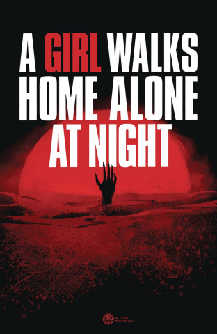A Girl Walks Home Alone At Night #2 (Deweese Cover)