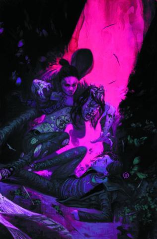 The Last of Us: American Dreams #3 (2nd Printing)