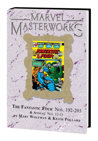 Fantastic Four Vol. 18 (Marvel Masterworks)
