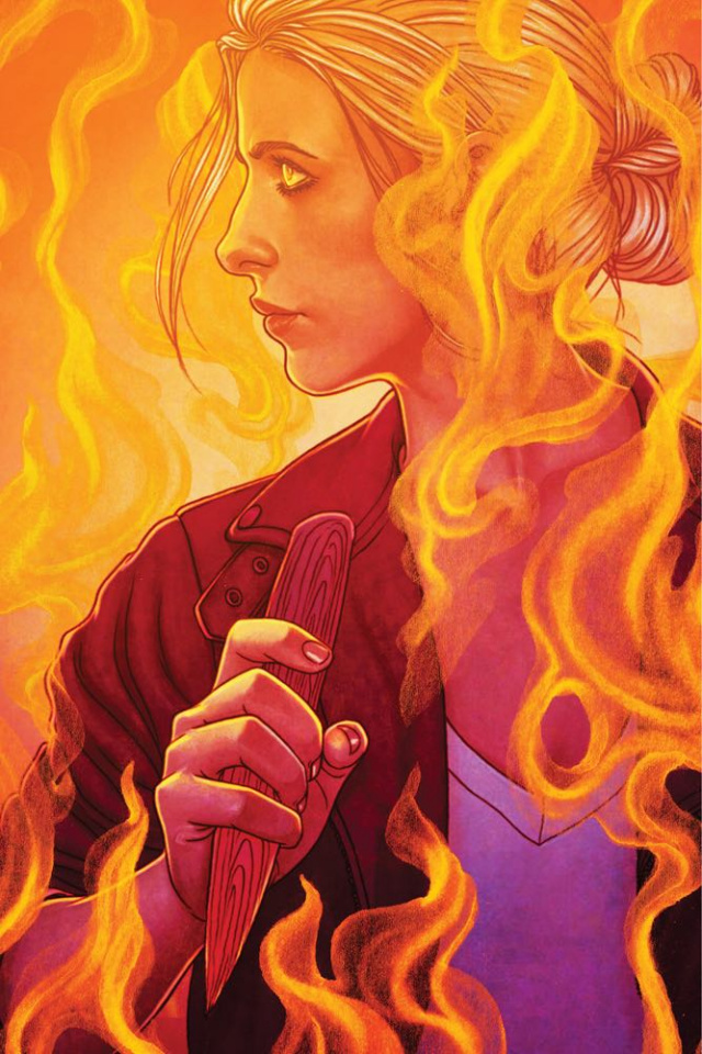 Buffy the Vampire Slayer / Angel: Hellmouth #1 (Frison Cover)