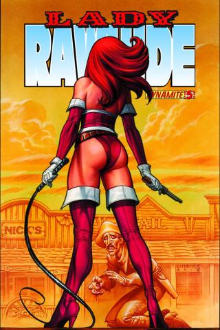 Lady Rawhide #5