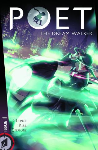 Poet: The Dream Walker #1