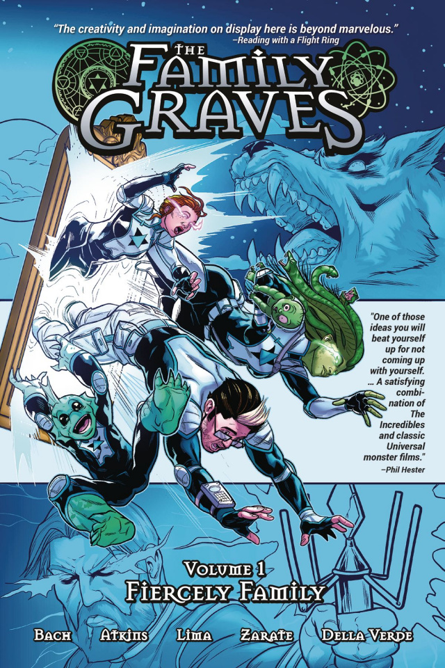 The Family Graves Vol. 1