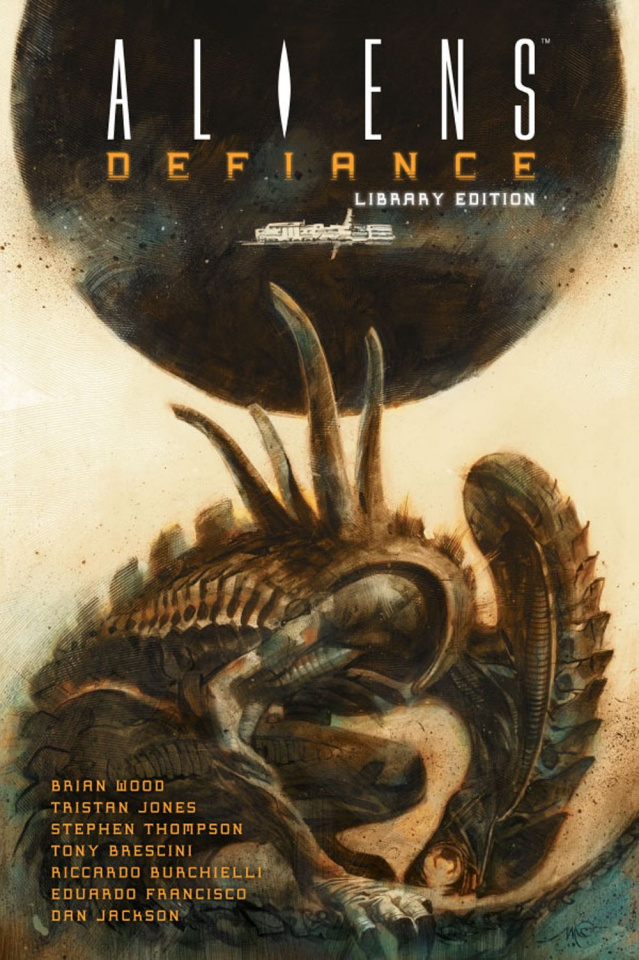 Aliens: Defiance Vol. 1 (Library Edition)