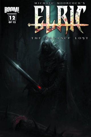 Elric: The Balance Lost #12
