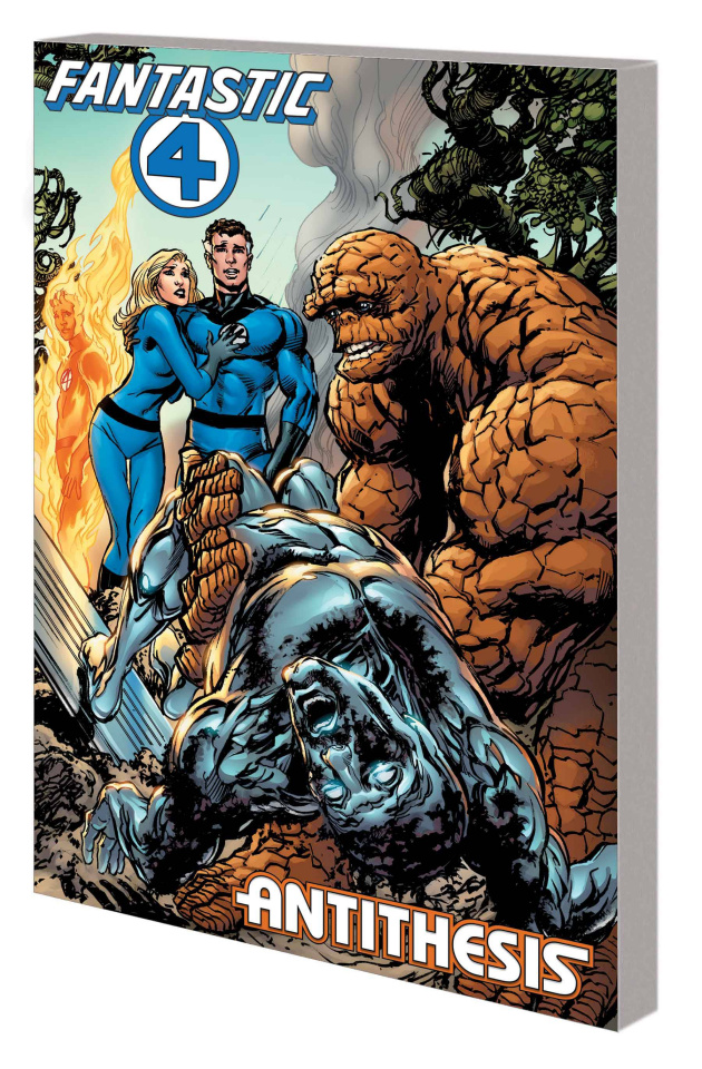 Fantastic Four: Antithesis (Treasury Edition)