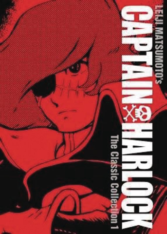Captain Harlock Vol. 3 (Classic Collection)