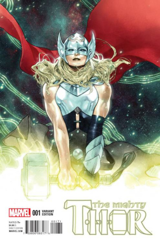 The Mighty Thor #1 (Coipel Cover)