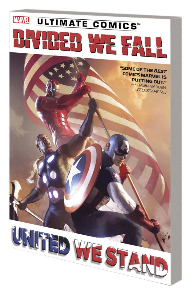 Ultimate Comics: Divided We Fall / United We Stand