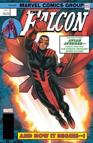 The Falcon #1 (Torque Cover)