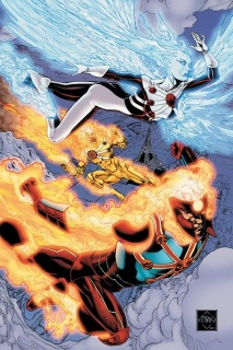 The Fury of Firestorm: The Nuclear Men #8