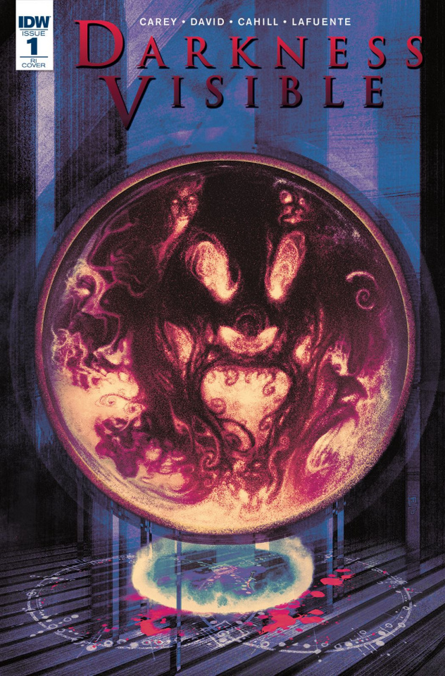 Darkness Visible #1 (10 Copy Cover)