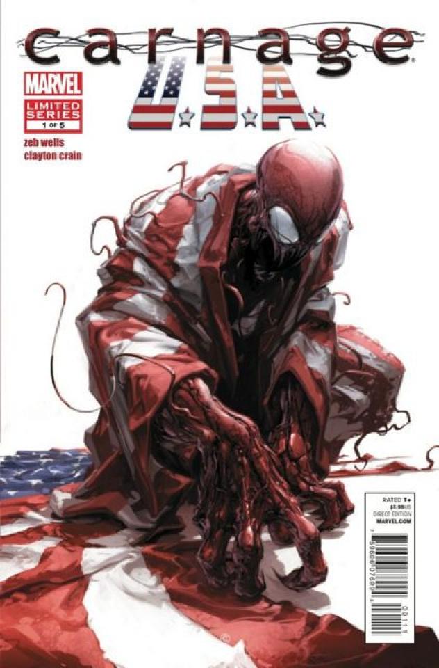 Carnage U.S.A. #1