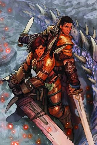 Pathfinder: Origins #1 (Rare Sejic Virgin Art Cover)